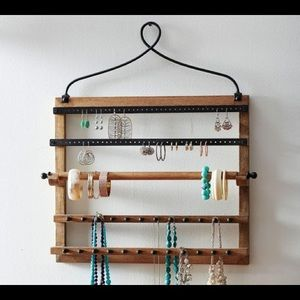 Pottery Barn Jewelry Hanger